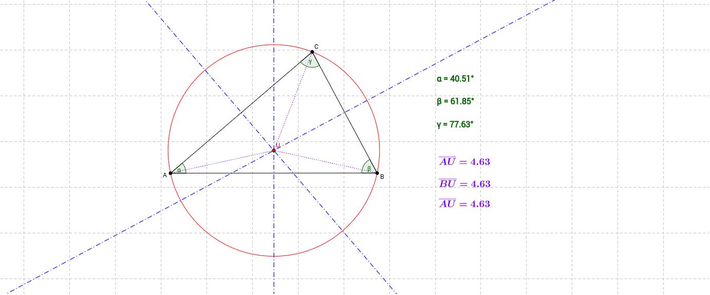 Dreieck - GeoGebraBook