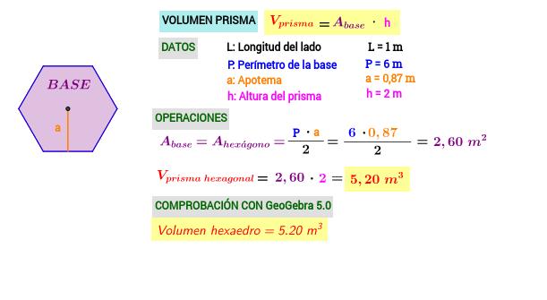 Cuerpos geométricos - GeoGebraBook