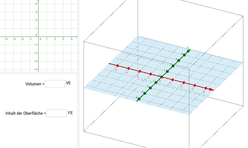 Berechnungen am Prisma - GeoGebraTube