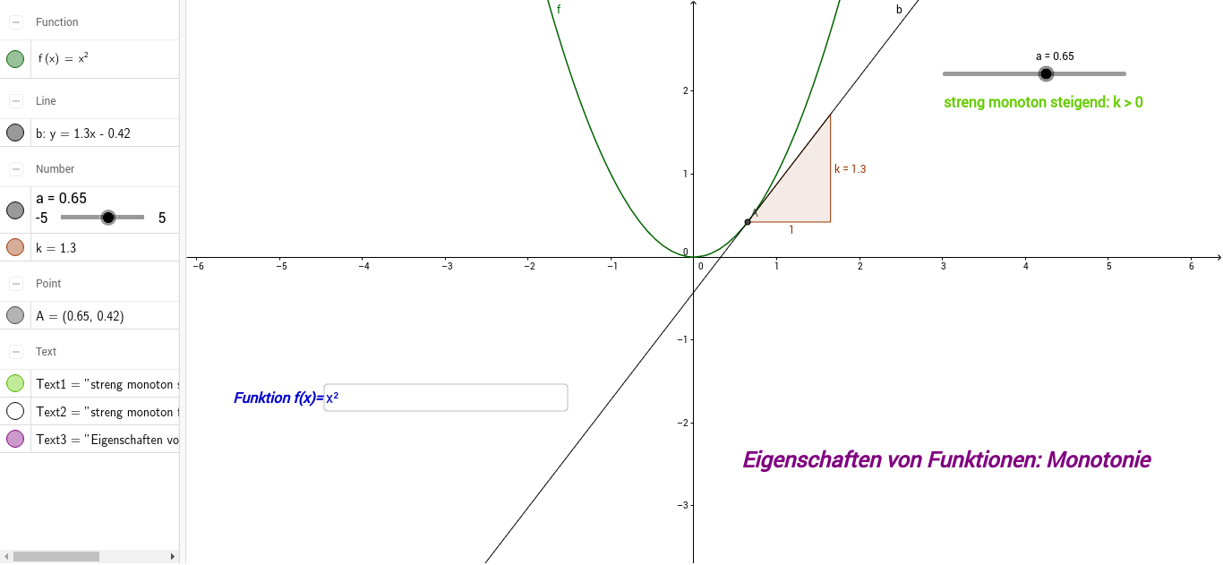 Analysis am PC WS 2015/16 - GeoGebraBook