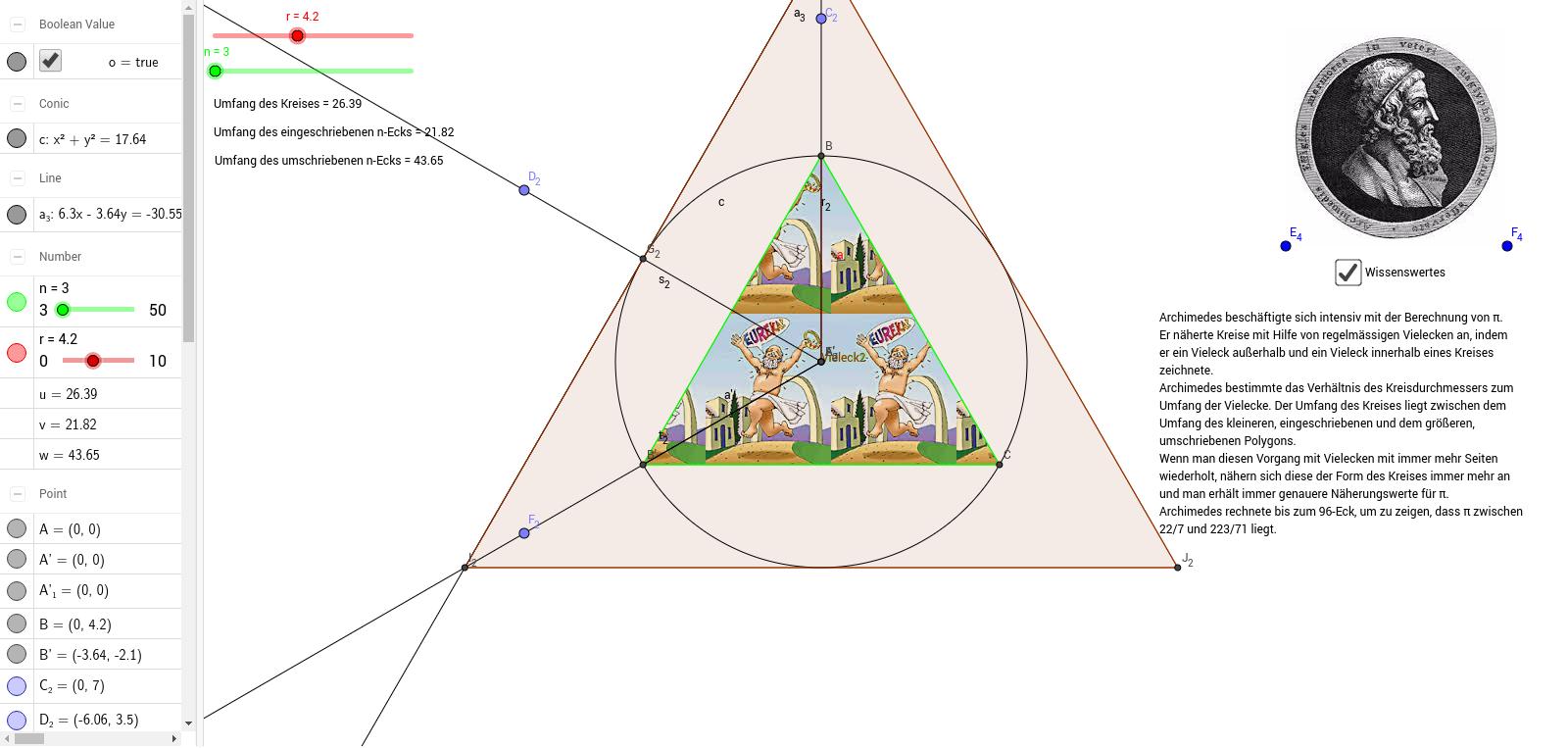 3 HMG1 Analysis mit PC - GeoGebraBook