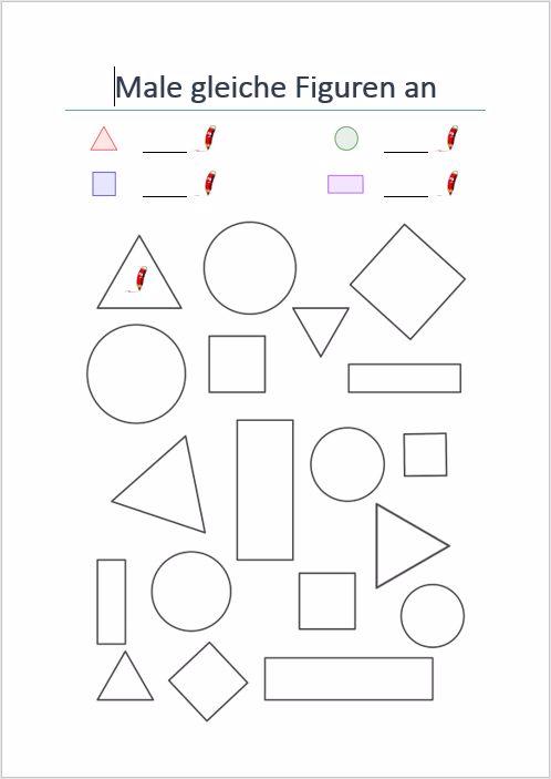 Geometrische Figuren erkennen und sortieren - GeoGebraBook