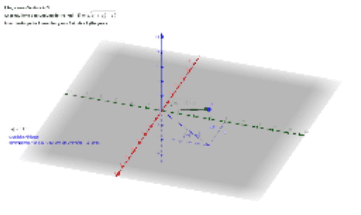 Analytische Geometrie - GeoGebraBook